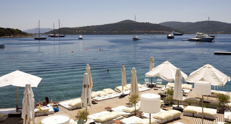 Бодрум — один из курортов Турции