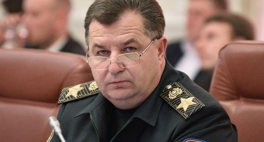 Полторак: Учения «Запад-2017» могут стать предлогом для начала агрессии против Украинского государства